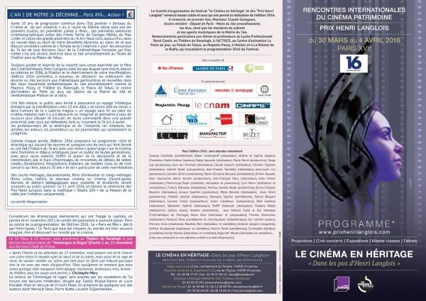 Rencontres internationales du court métrage image in cabestany