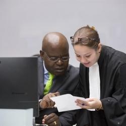 Veille d'actualité du Forum de la Justice pénale internationale octobre 2016