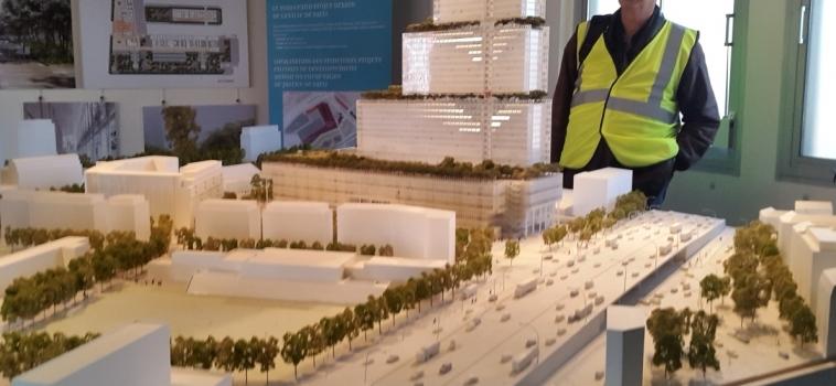 Quelle symbolique judiciaire pour le 21ème siècle ?  Futur palais de justice de Paris-Batignolles : entretien avec Renzo Piano