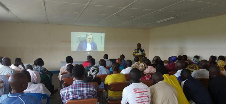 Réparations individuelles et collectives dans le dispositif conçu par les jugespour l'affaire Katanga (CPI)