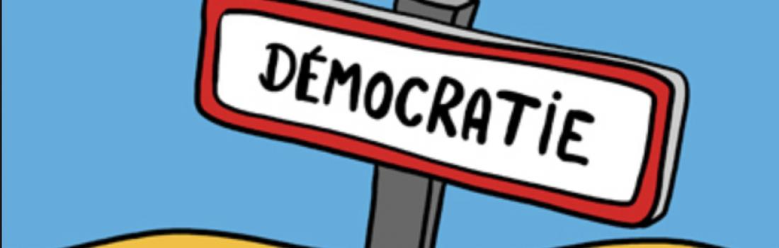 Le Démocratie en péril