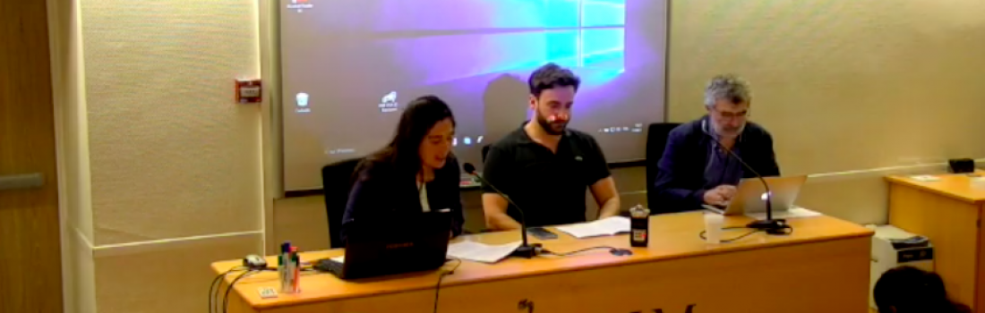Découvrez les vidéos du séminaire Droit et Mathématiques 2018-2021