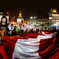 La plus grave crise politique depuis 2000 au Pérou: la corruption Lava Jato et la grâce de Fujimori