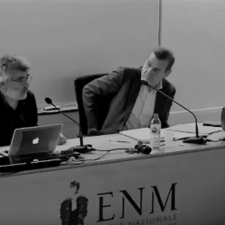 Mise en ligne du séminaire droit et mathématiques