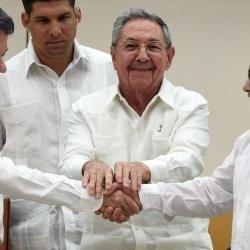 Colombie : des vœux de paix pour l'année 2016