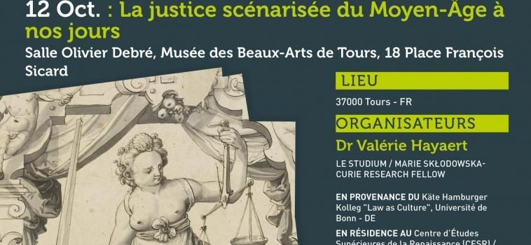Conférences Justice en Scène(s)