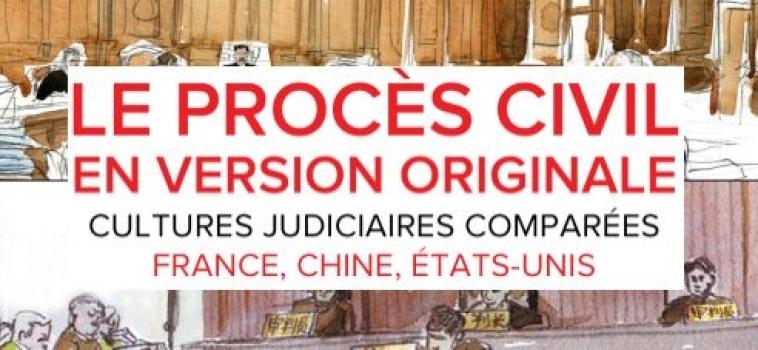 L'e-book « Le procès civil en version originale », lauréat du Prix du Cercle Montesquieu