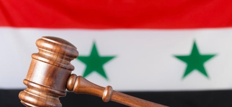 Un état des lieux de la justice en Syrie