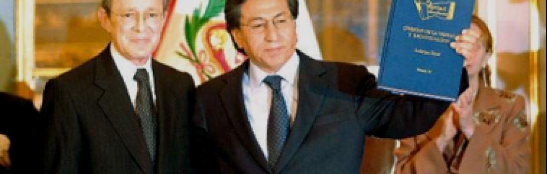 La Commission de la vérité et la réconciliation du Pérou dans le contexte latinoamericain, et la situation humanitaire de la Mauritanie
