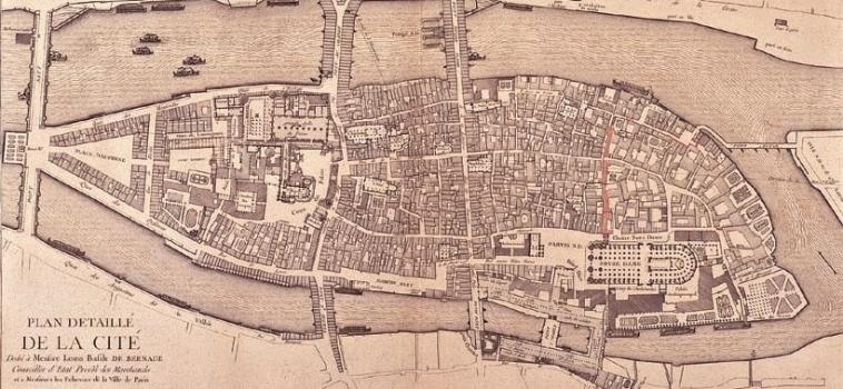 Le roman judiciaire du palais de l'Ile de la Cité : entretien avec Valérie Hayaert